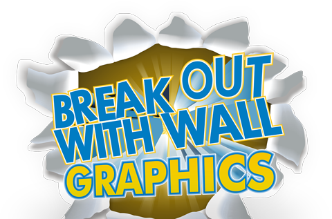 Break Out with Wall Graphics