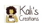 Kali's Creations Letterhead, Business Cards and Logo